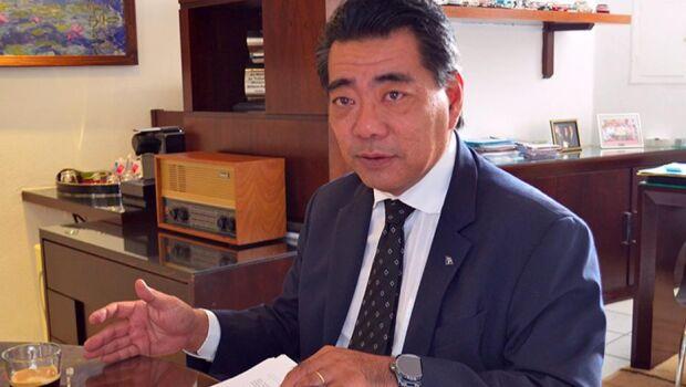 Edson Ishikawa – Delegado da Receita Federal em Campo Grande