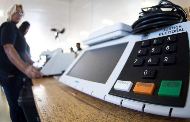 Mato Grosso do Sul vai receber mais de 7 mil urnas eletrônicas para eleições municipais