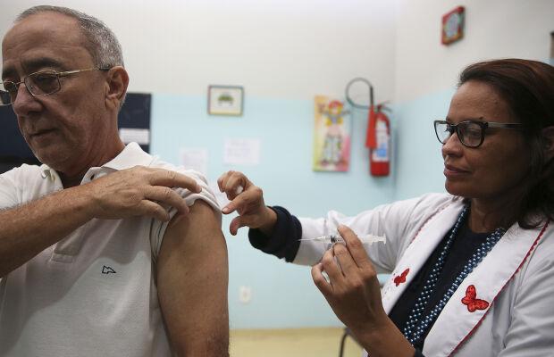 Vacinação contra Influenza continua nesta tarde em Campo Grande