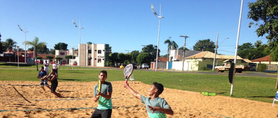Bonito receberá última etapa do estadual de Beach Tennis