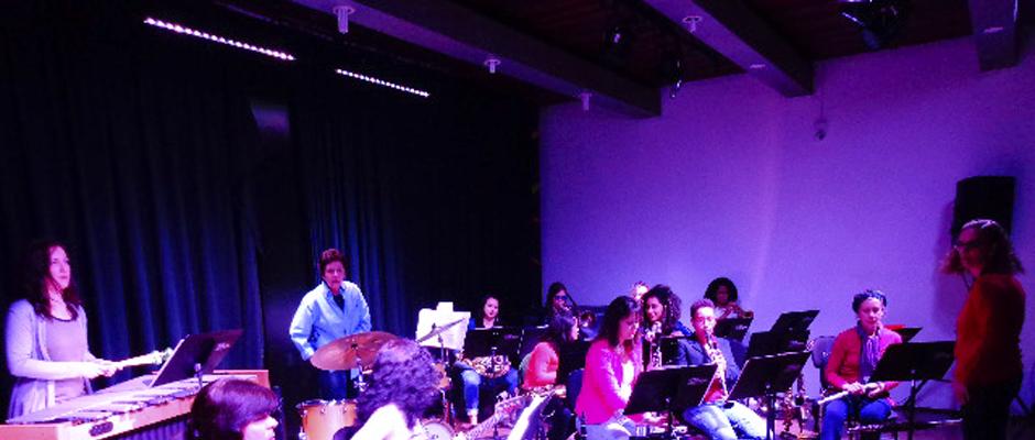 Jazzmins mostra o som da única big band de mulheres
