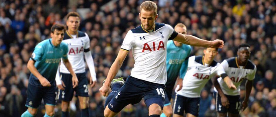 Tottenham vence o Swansea com facilidade e avança à semi da Copa da Inglaterra