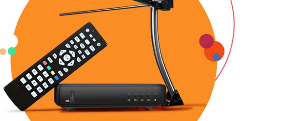 Distribuição de kits gratuitos para TV digital já começou  na região de Campo Grande