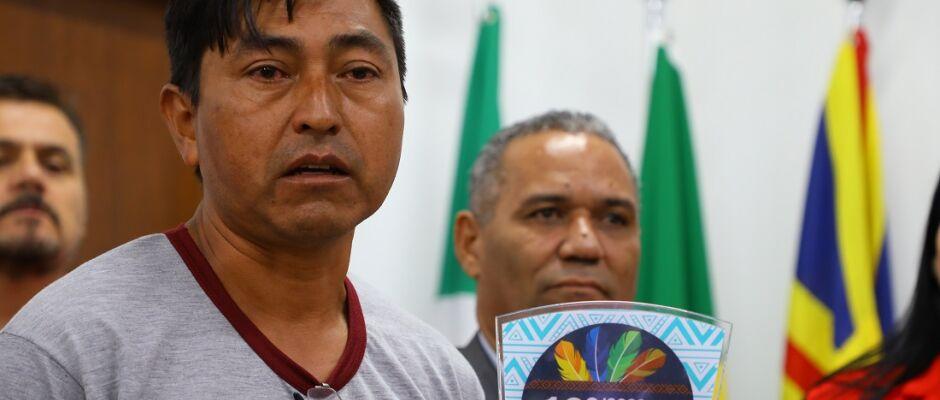Emoção marca entrega de troféu da 12ª edição dos Jogos Indígenas