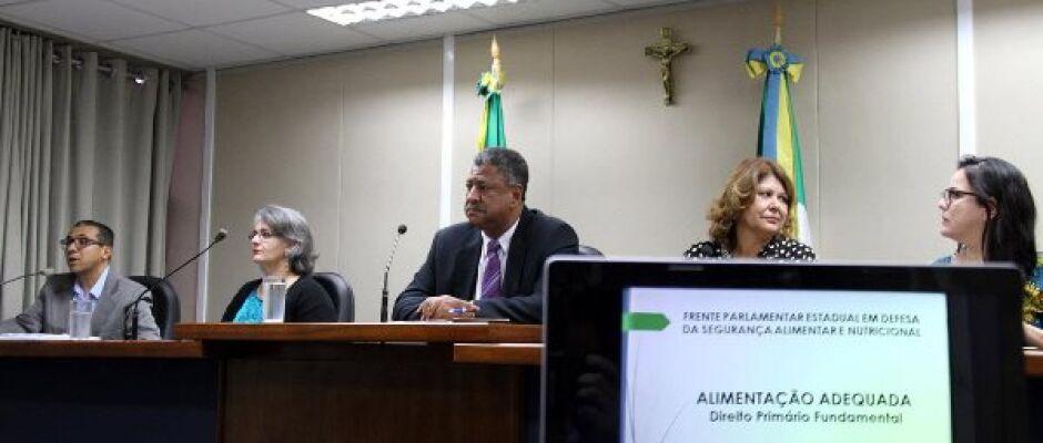 Reunião aberta ao público discute na ALMS plano de segurança alimentar