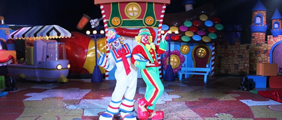 Parque Patati Patatá Circo Show chega a Campo Grande em setembro