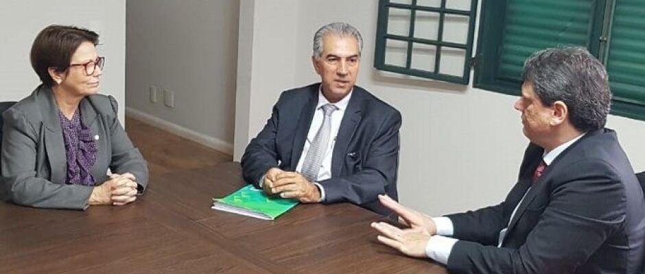 Proposta de Reinaldo Azambuja pode viabilizar retomada de investimentos na BR-163