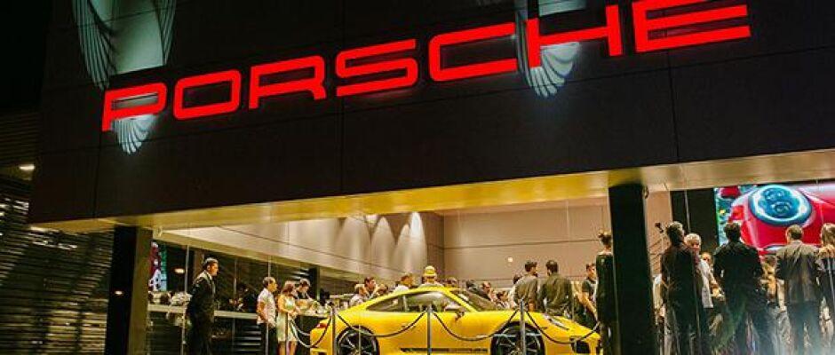 Porsche Brasil chega a Belo Horizonte