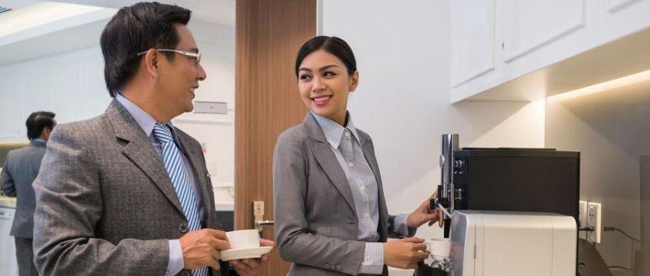 """Pausa para o """"cafezinho"""" em equipe pode transformar ambiente de trabalho e aumentar produtividade"""