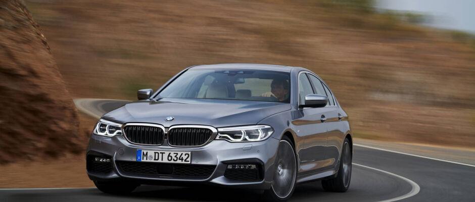 BMW do Brasil informa clientes sobre recall do BMW Série 5 e X5