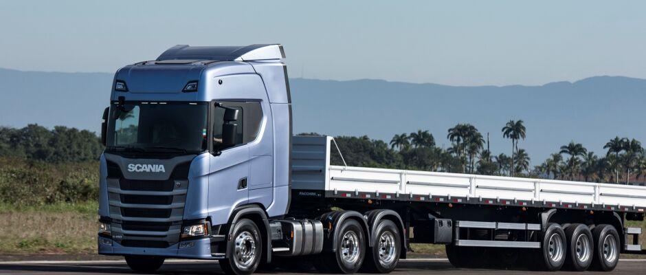 Nova Geração de Caminhões Scania será lançada em Campo Grande