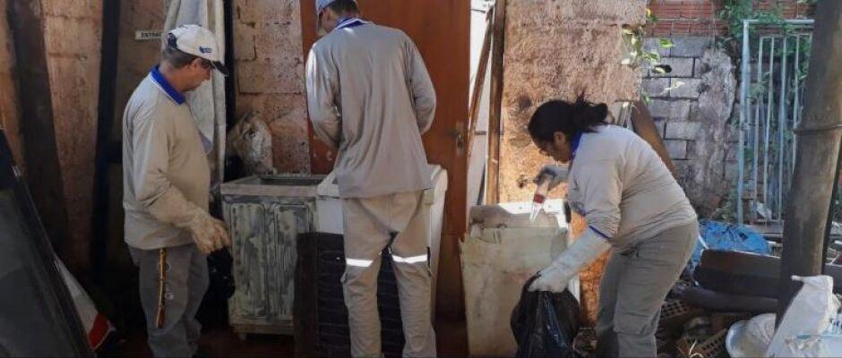 Região das Moreninhas recebe força-tarefa de combate ao mosquito Aedes aegypti