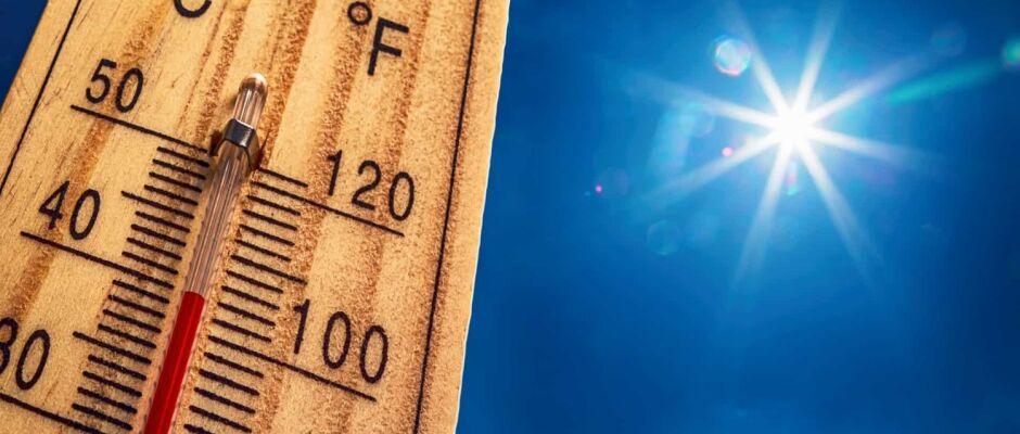 Quarta-feira de calor e tempo seco no Estado