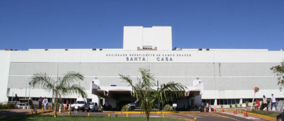 Santa Casa e hospitais filantrópicos de Campo Grande recebem cerca de R$ 10 milhões