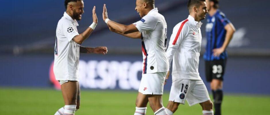 Neymar esbanja otimismo após virada sensacional do PSG: 'Chegaremos à final'
