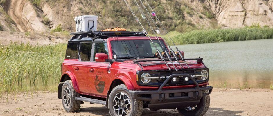 Ford registra mais de 165.000 pedidos da nova linha Bronco em três semanas