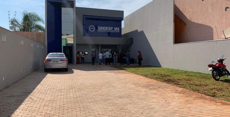 Sindicato dos Despachantes inaugura sede nova já estruturada para modelo pós pandemia
