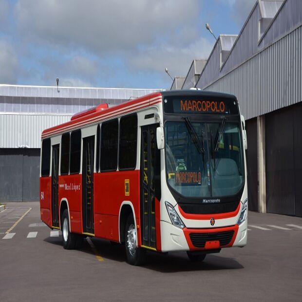 Nova norma no Paraguai exige ônibus urbanos com ar-condicionado