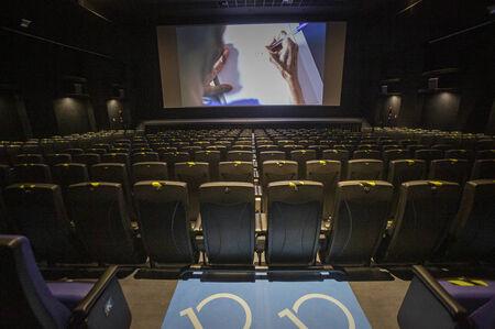 No CineSesc da Rua Augusta, algumas sessões chegaram a ter apenas um espectador
