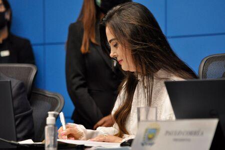 A deputada estadual Mara Caseiro (PSDB)