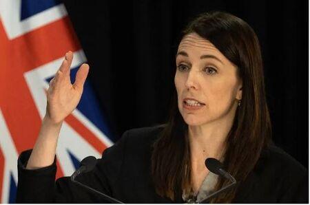 O governo da primeira-ministra Jacinda Ardern afirmou que apresentará uma moção na próxima quarta-feira