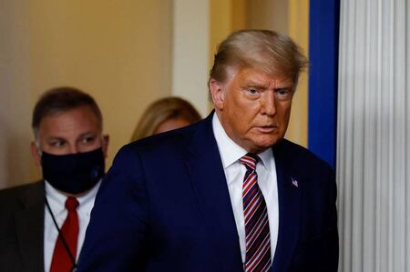 Derrota torna mais difícil para Trump se manter no cargo