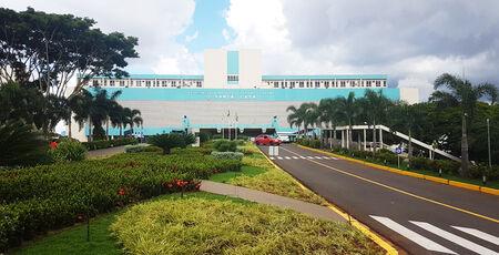 O Hospital Santa Casa