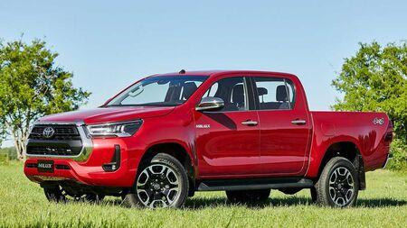 A nova Toyota Hilux 2021, começa a ser vendida no Brasil, vinda da Argentina.