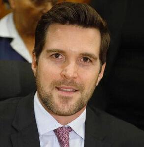 O advogado Vinícius Monteiro Paiva