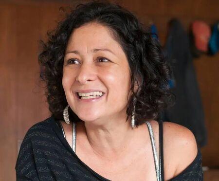 A escritora colombiana Pilar Quintana