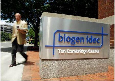 A multinacional americana Biogen quer colocar o remédio no mercado mundial