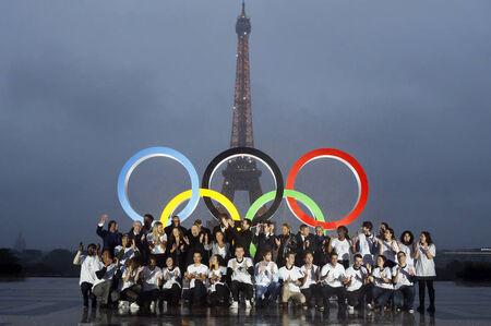 Jogos Olímpicos de 2024 terão paridade entre homens e mulheres