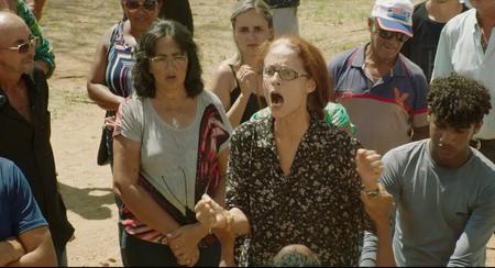Cena do filme 'Bacurau', de Kleber Mendonça