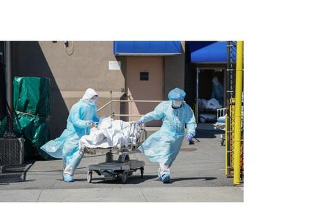 Apenas na última semana, 2,5 milhões de pessoas foram infectadas nas Américas