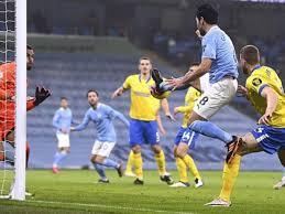 Gundogan perde chance na vitória do Manchester City sobre o Brighton