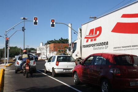 Trânsito de Campo Grande