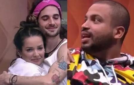 Juliette e Fiuk já estão sendo cotados como casal do BBB21 e Projota descobre que Carla Diaz está no reality