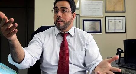 O juiz Marcelo Bretas