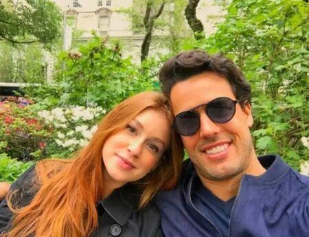 Marina Ruy Barbosa e Xande Negrão foram casados entre setembro de 2017 e janeiro de 2021