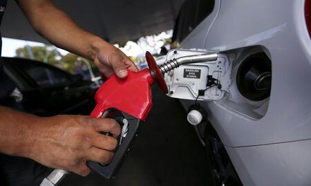 Gasolina subiu no País