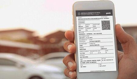 Contran define impressão do documento de veículo e Detran-MS mantém rotina de trabalho