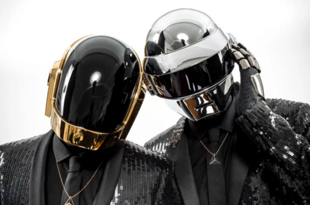 Guy-Manuel de Homem-Christo e Thomas Bangalter, do Daft Punk