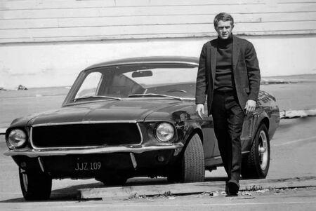 Steve McQueen em 'Bullitt': cenas eletrizantes ao som de Lalo Schifrin