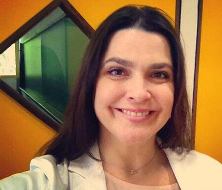 Maíra Weber, doutora em Educação e coordenadora de Responsabilidade Social do Instituto Positivo