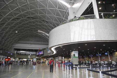 A Infraero informou ainda que a Fraport entrou num dos cincos processos judiciais,