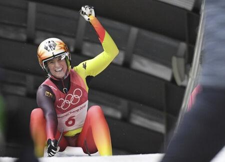 Ao comentar o seu bicampeonato em Jogos de Inverno, Natalie ressaltou: