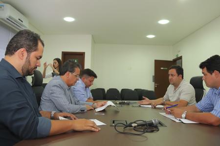 Com a reunião, o deputado reafirmou a parceria junto ao Conselho na elaboração de novos projetos, além de debater propostas para o fortalecimento da categoria