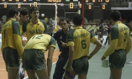 Os dois entraram para a história do esporte nacional com o vice-campeonato nos Jogos Olímpicos de Los Angeles e ficaram conhecidos como a Geração de Prata do vôlei nacional