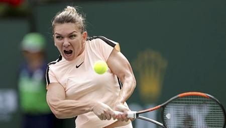 Nas quartas de final, a tenista da Romênia vai enfrentar a croata Petra Martic, que venceu a checa Marketa Vondrousova também por 2 a 0, com parciais de 6/1 e 7/6 (7/4)