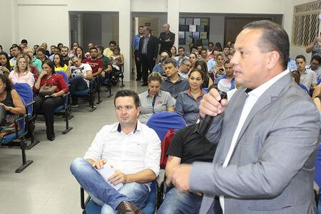 Presidente da CDL CG, Adelaido Vila